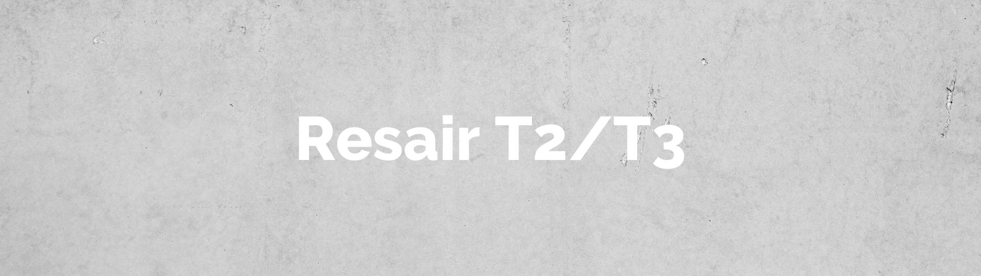 Resair T2 T3