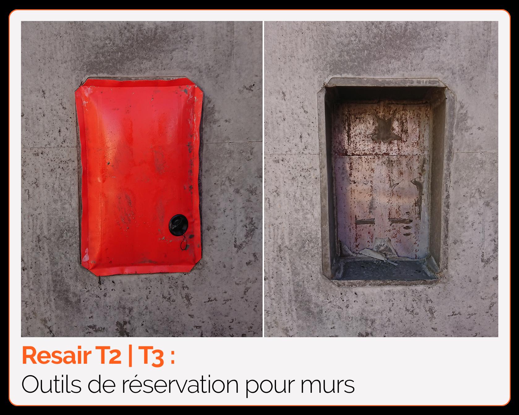 Resair T2 | T3 Choix