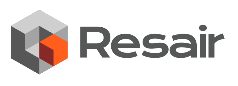 Logo Resair format horizontal